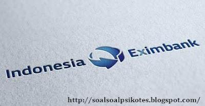 Contoh Soal dan Jawaban Psikotes Indonesia Eximbank tahun 2018