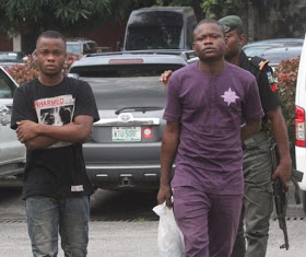 Lagos State High Court remands two in prison for internet fraud