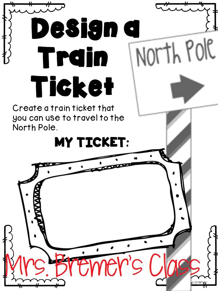 Mrs. Bremer's Class: The Polar Express