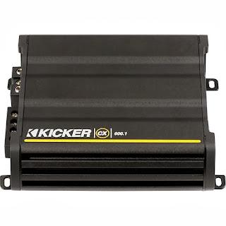 Amplifier CX Series CX600.1 1200W