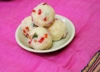 http://www.spiceupthecurry.com/coconut-ladoo-recipe/