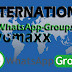 International Worldwide WhatsApp Group Links: