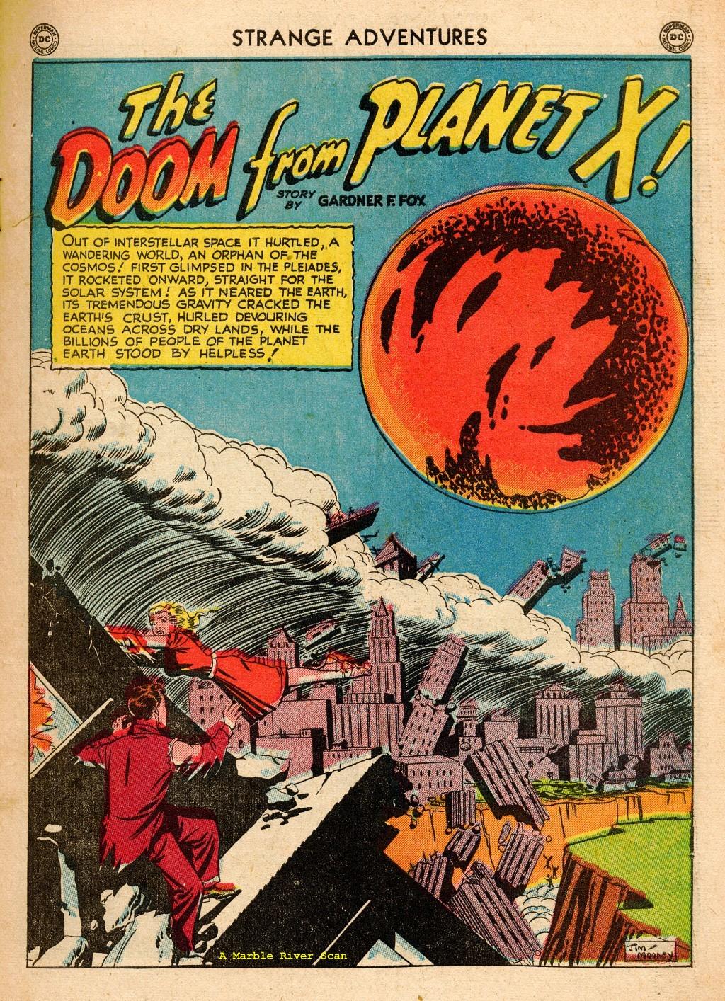 Strange Adventures (1950) issue 2 - Page 3