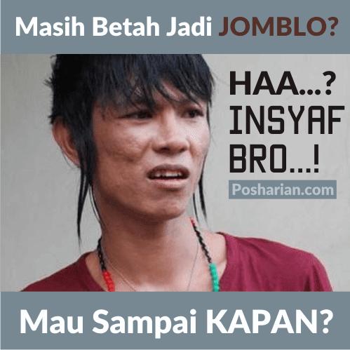 10 Meme Lucu Buat Jomblo Sombong dan Jomblo Ngenes