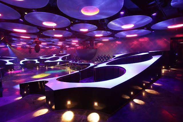 Blue Frog Lounge India 1