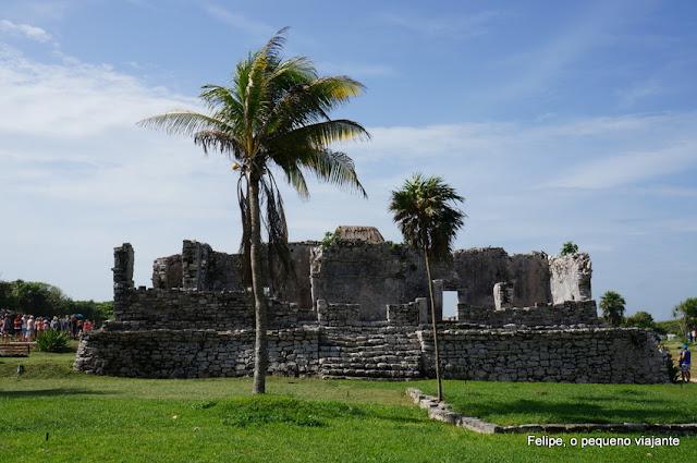 Ruínas de Tulum México