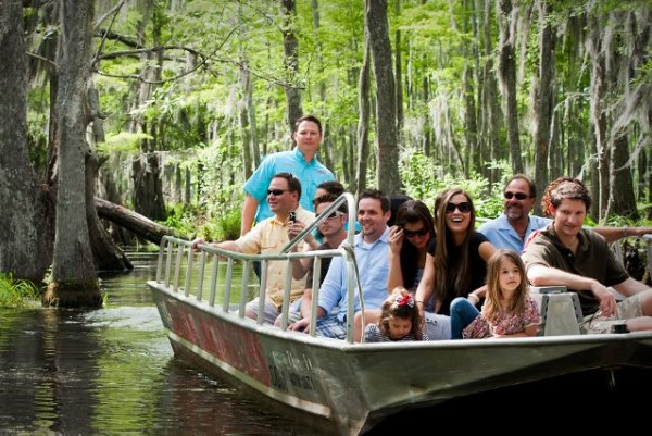 best swamp tour in new orleans