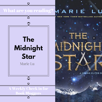 The Midnight Star by Marie Lu - What Are You Reading Wednesday on Reading List