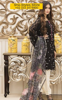 Veena Durrani Vol 5 | Fashion Designers Dresses Collection