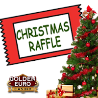 Win Free Raffle Tickets for €2000 Christmas Raffle at Golden Euro