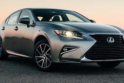 Next-Gen Lexus ES to replace outgoing GS?
