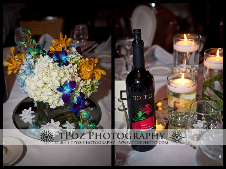 Louisiana Restaurant Wedding Reception