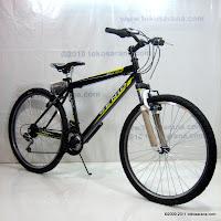3 Sepeda Gunung Genio Soul Beat 18 Speed 26 Inci