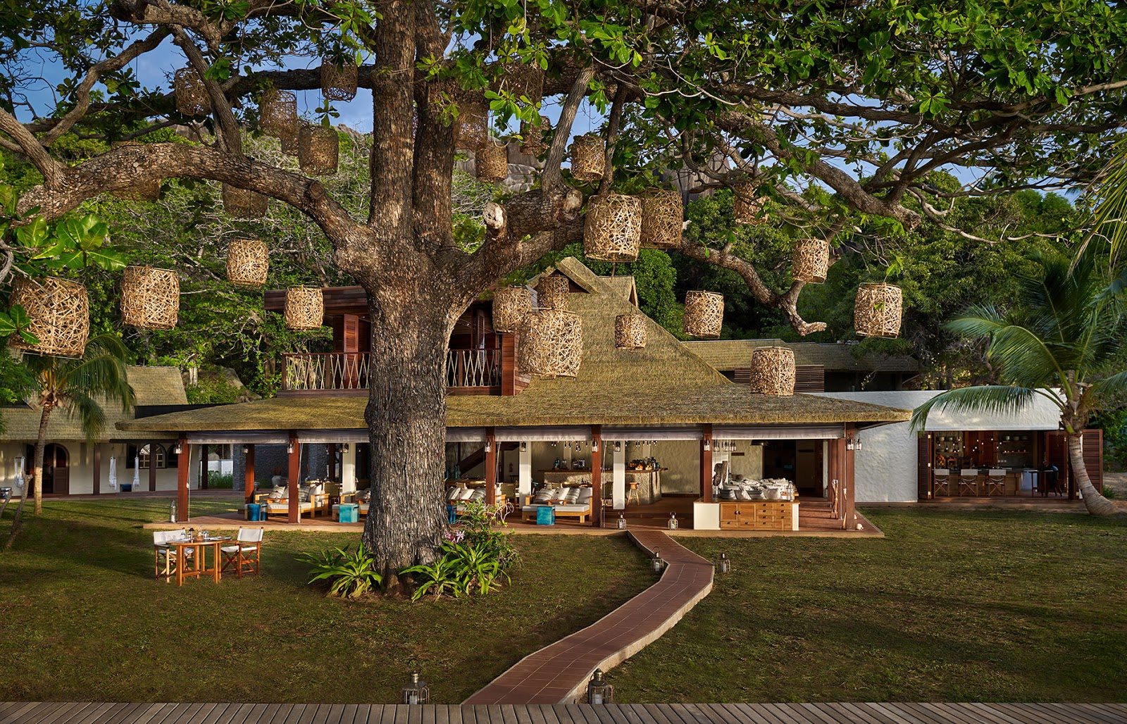 Pion For Luxury : SIX SENSES ZIL PASYON SEYCHELLES Zil Home Design Html on