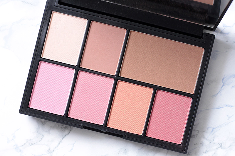 NARS Cheek Studio Palette Swatch