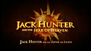 Jack Hunter and the Star of Heaven title