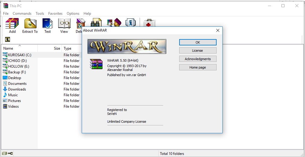 how to download winrar software