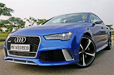 Audi RS7 Performance HD wallpaper