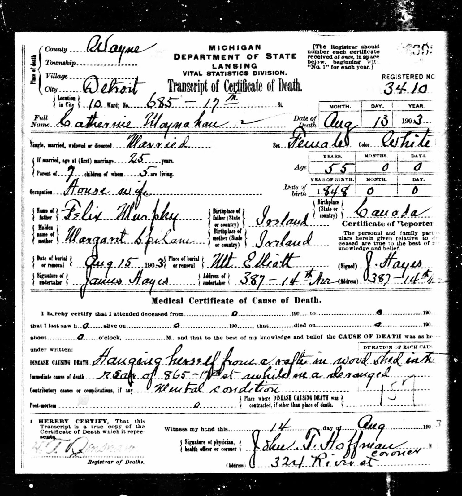 California Divorce Records: My Moynahan Genealogy Blog