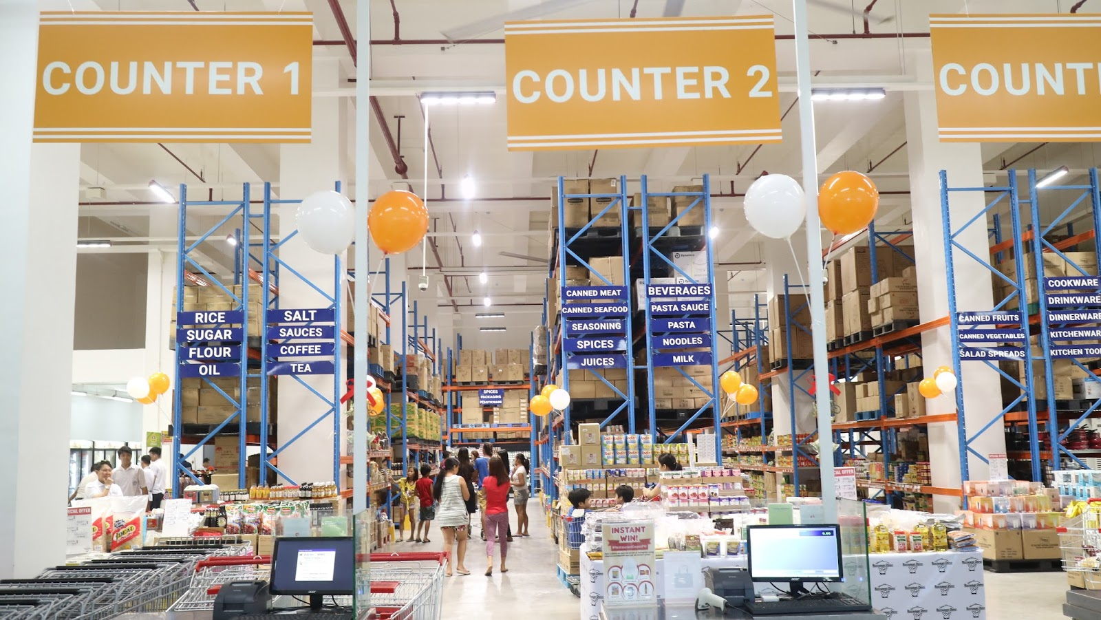Establishments In Pasay In The Food Service Can Now Take Delight In A Newly  Opened Super Grocer. Easily Accessible, Restaurant Depot Is Just A Few  Walks ...