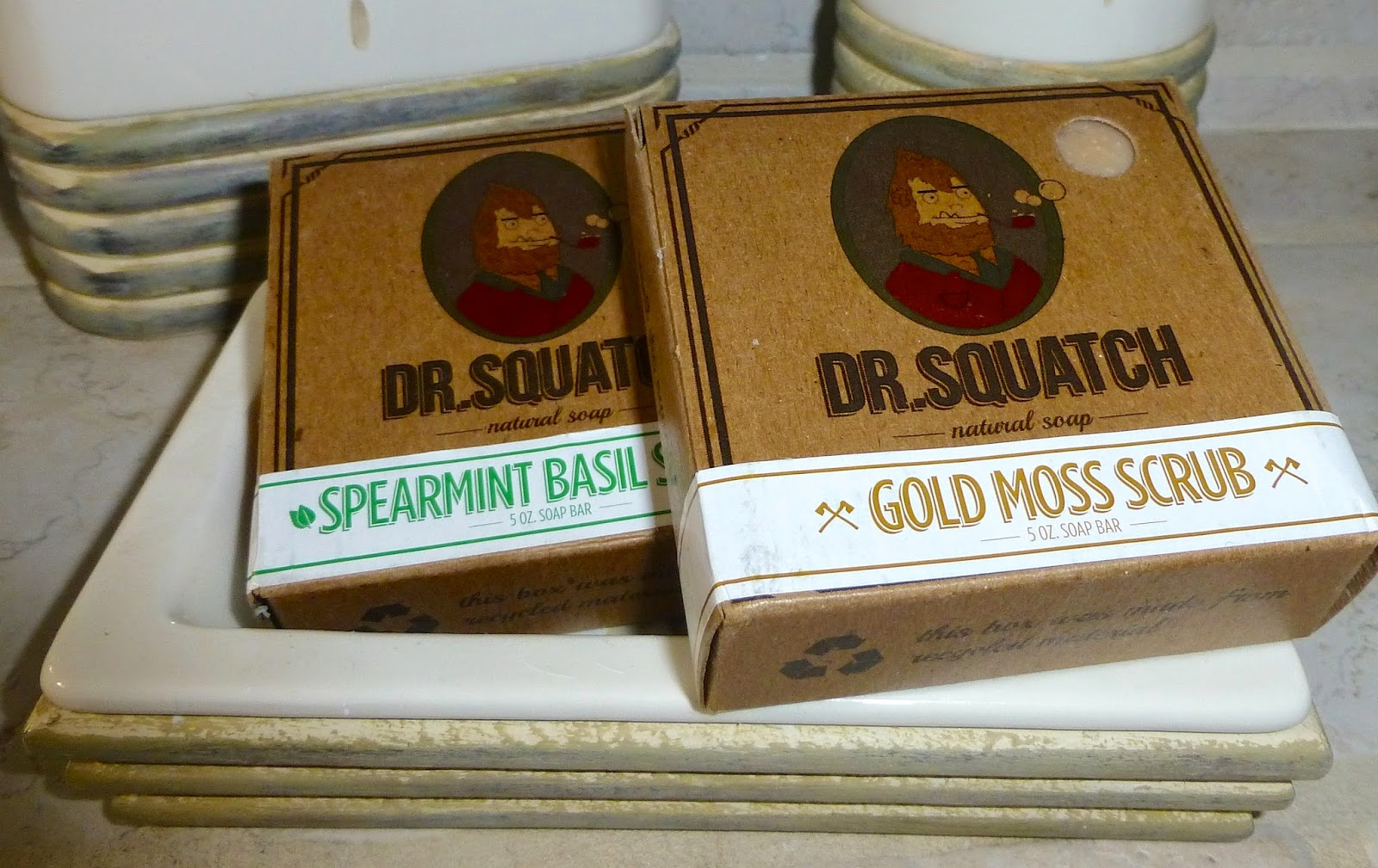 Dr. Squatch Soaps - Scents men (and women!) will love!
