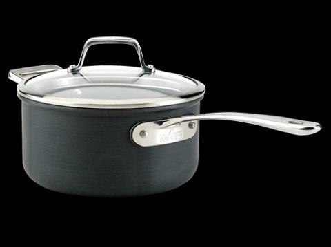 All-Clad saucepan