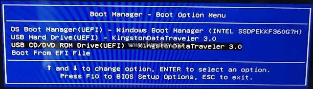 Cara Instal Prime OS Dual Boot Windows