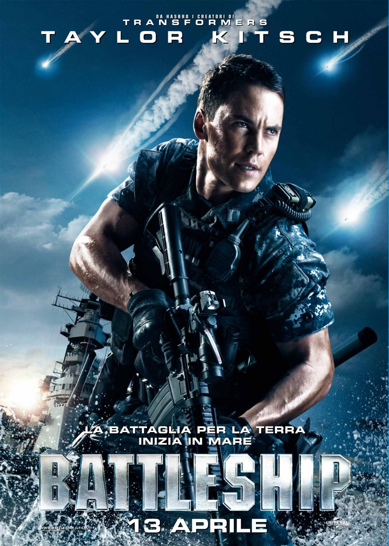 Battleship (2012) แบทเทิลชิป ยุทธการเรือรบพิฆาตเอเลี่ยน