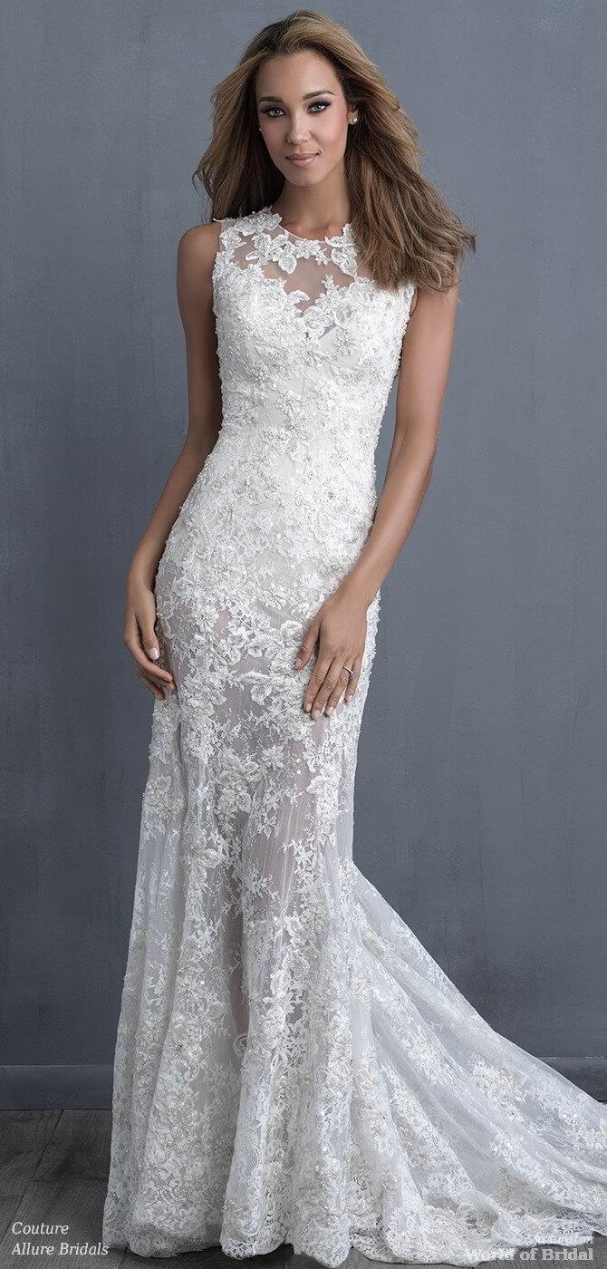 Allure Wedding Dresses Spring 2018