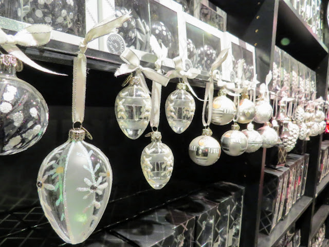 Expensive Christmas ornaments at the Copenhagen Christmas Markets