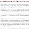 Contoh Mukhodimah Di Pengajian Dengan Bahasa Sunda
