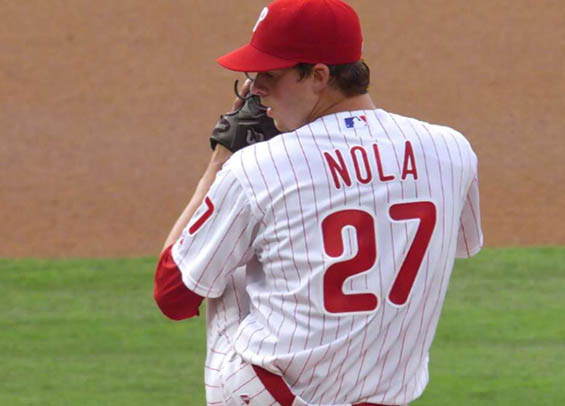 Philadelphia hurler Aaron Nola looks to stop Phillies' skid