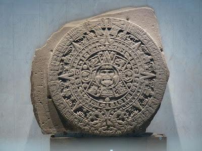 calendaria de la cultura azteca