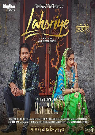 Lahoriye 2017 WEB-DL 950Mb Full Punjabi Movie Download 720p Watch Online bolly4u