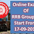 RRB Group D Exam Date Out | Likely to Start From 17-09-2018