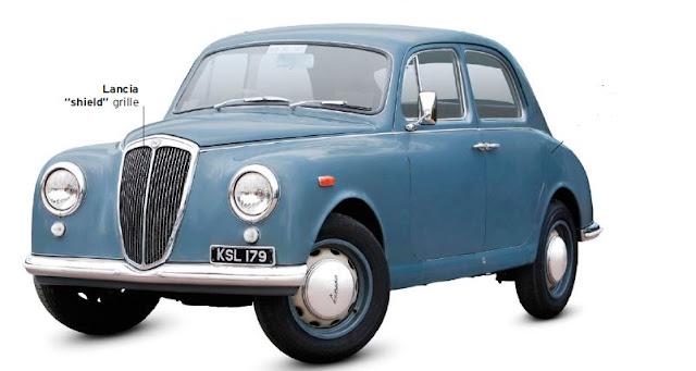 Lancia's, classic cars