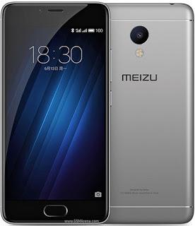 مواصفات وسعر هاتف Meizu M3s