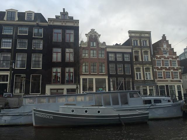 Amsterdam Citybreak Canal Boat Trip