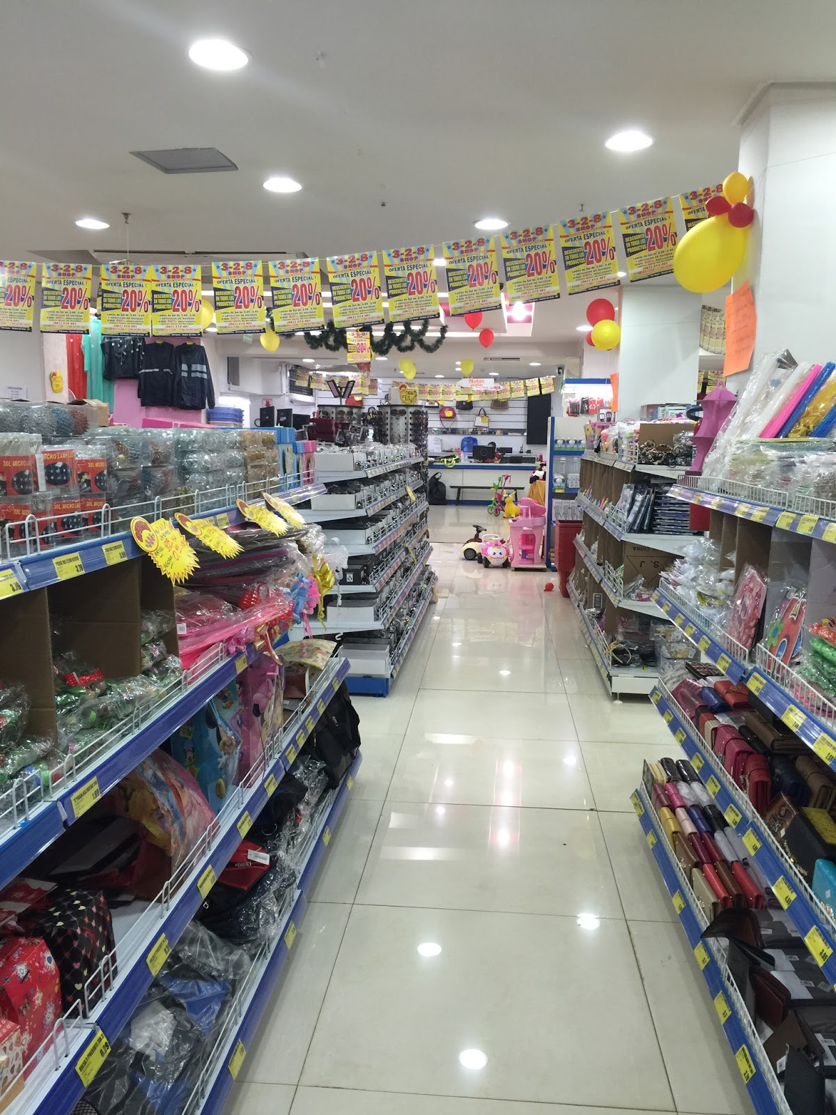 Loja em ciudad del este - Shopping 328
