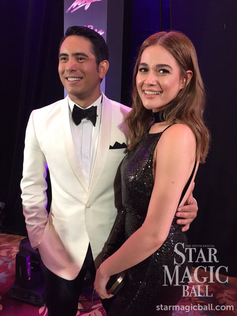 Bea and Gerald Anderson