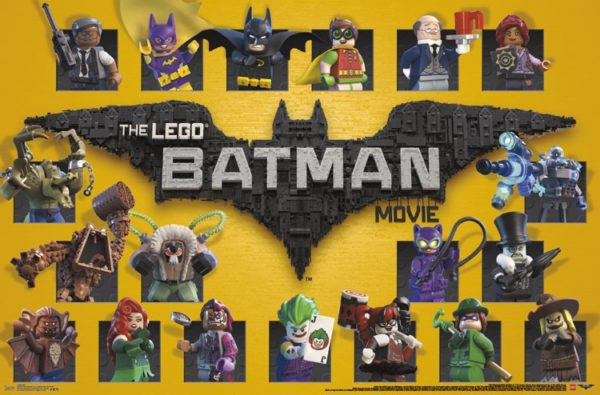 Download The Lego Batman Movie [2017] [Animation] [US Animation] [Brrip 720p] [nItRo] [648MB] [Google Drive]