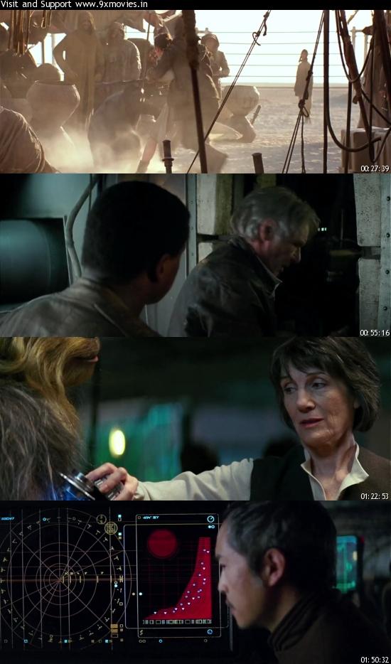 Star Wars The Force Awakens 2015 Dual Audio ORG Hindi 480p BluRay