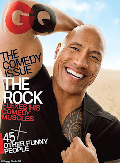 Actor and Wrestler the Rock talks about being president