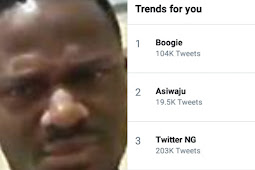 Michael Asiwaju iPhone charger trend on Twitter, Nigerian reacts