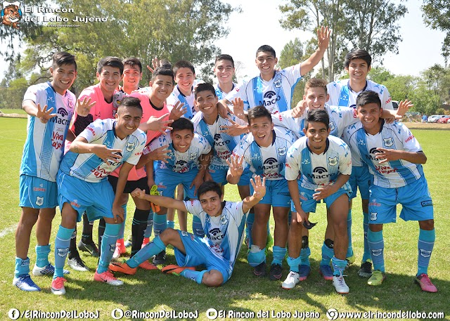 Fotos | 2017 | Fecha 11 | Sub 19 | Gimnasia 4-1 Juventud Antoniana | Regional del NOA