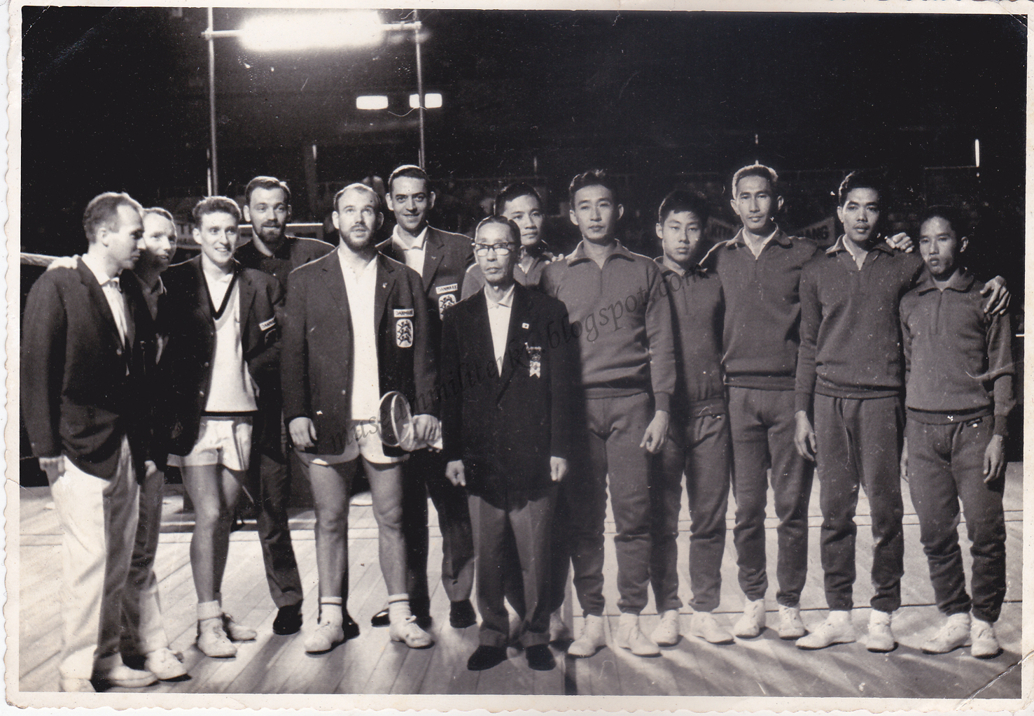 Museum Militerku Thomas Cup 1964 Final
