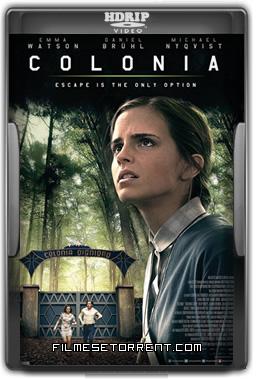 Colonia Torrent HDRip Legendado 2016