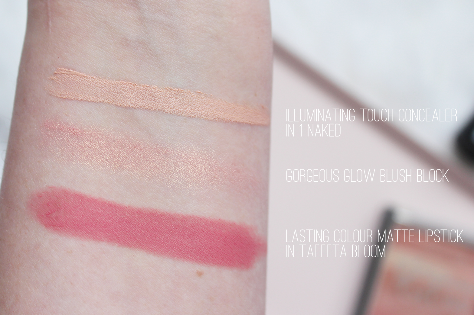 COLLECTION COSMETICS | Makeup for Spring - CassandraMyee