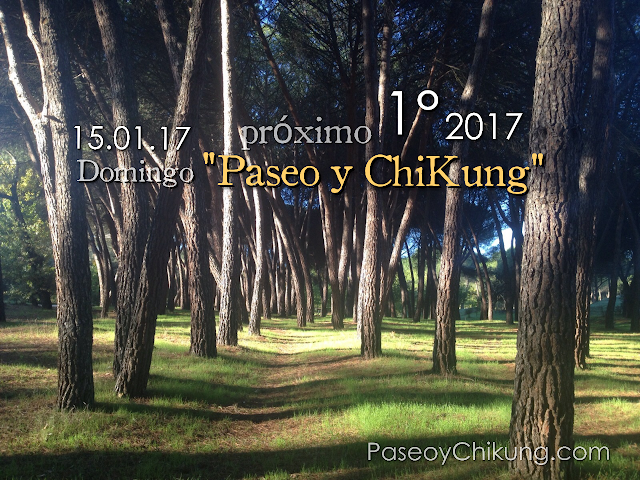 Paseo y Chikung