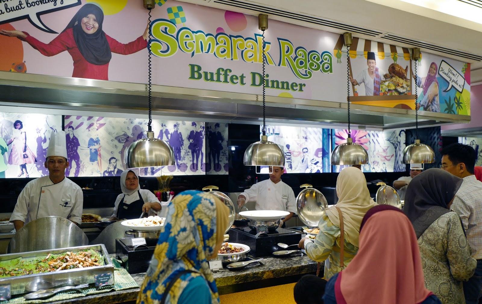 ramadan buffet: melting pot cafe, concorde hotel kuala lumpur